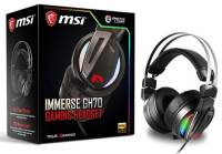 MS-GH70 GAMING HEADSET